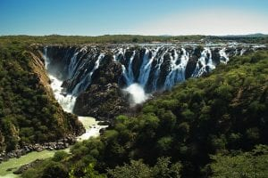 Angola Ruacana Falls