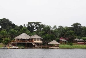 GABON loango-lodge-frontview